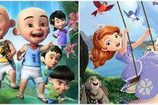 10 Film kartun yang baik untuk anak, mendidik dan inspiratif