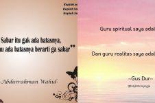 40 Kata-kata quote bijak Gus Dur penuh makna & inspiratif