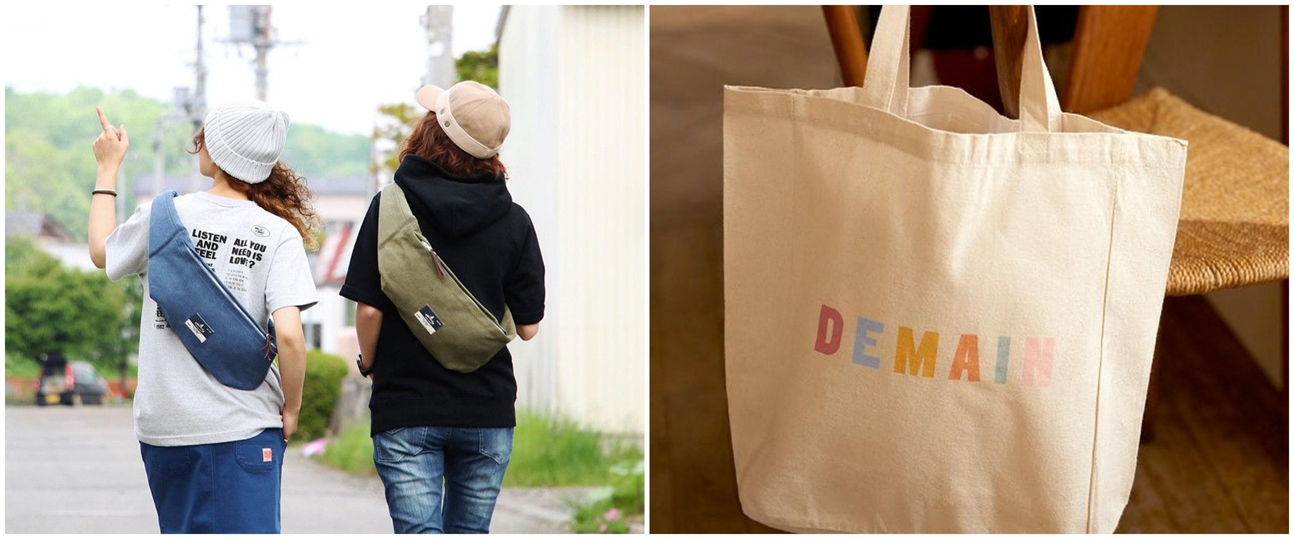 10 Tas pria yang cocok dipakai wanita, modis abis