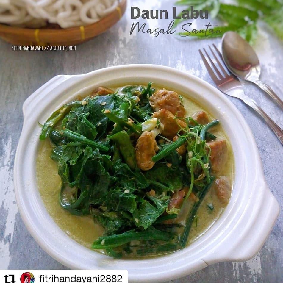 15 Resep sayur santan Instagram/@kumpulanresepmasak @makfoodies