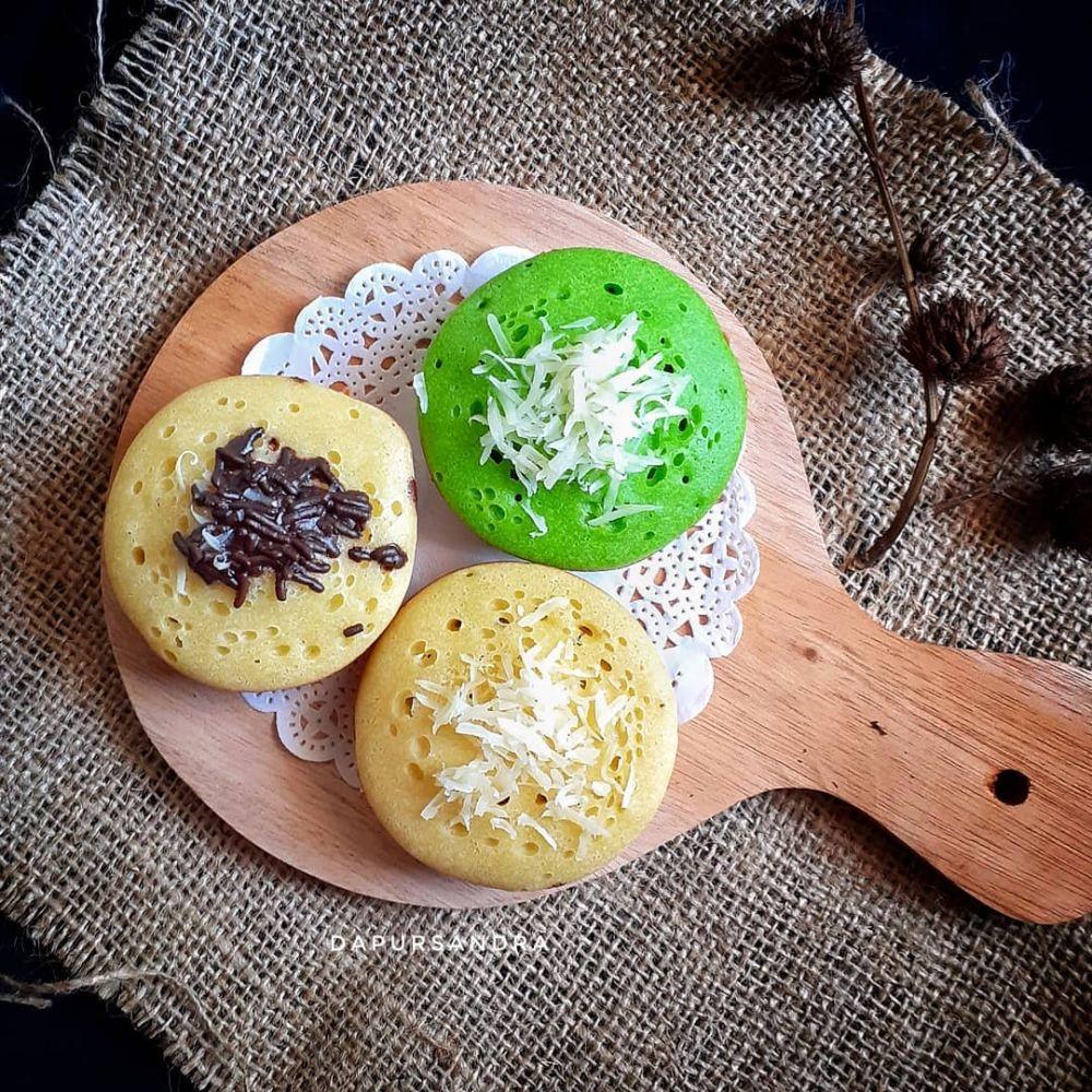 Resep kue pukis enak Instagram/@numpangsaveresep.id  @berbururesep