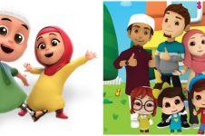 7 Film kartun Islami untuk anak, banyak lagu dan hafalan doa