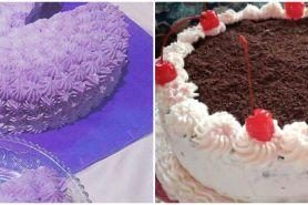 8 Resep kue ulang tahun kukus, tanpa mixer, enak dan mudah