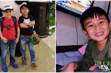 7 Potret terbaru Ivander Firdaus, anak Daus Mini yang bikin gemes