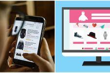10 Situs belanja online paling mendominasi di Indonesia 2019