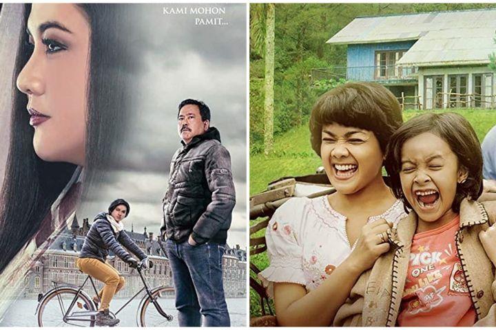 7 Film Indonesia adaptasi sinetron, ada Si Doel Anak Sekolahan