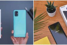 Rekomendasi 7 smartphone Samsung Galaxy A Series, keren banget