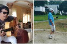 Penampakan rumah 5 vokalis band, ada yang punya lapangan golf