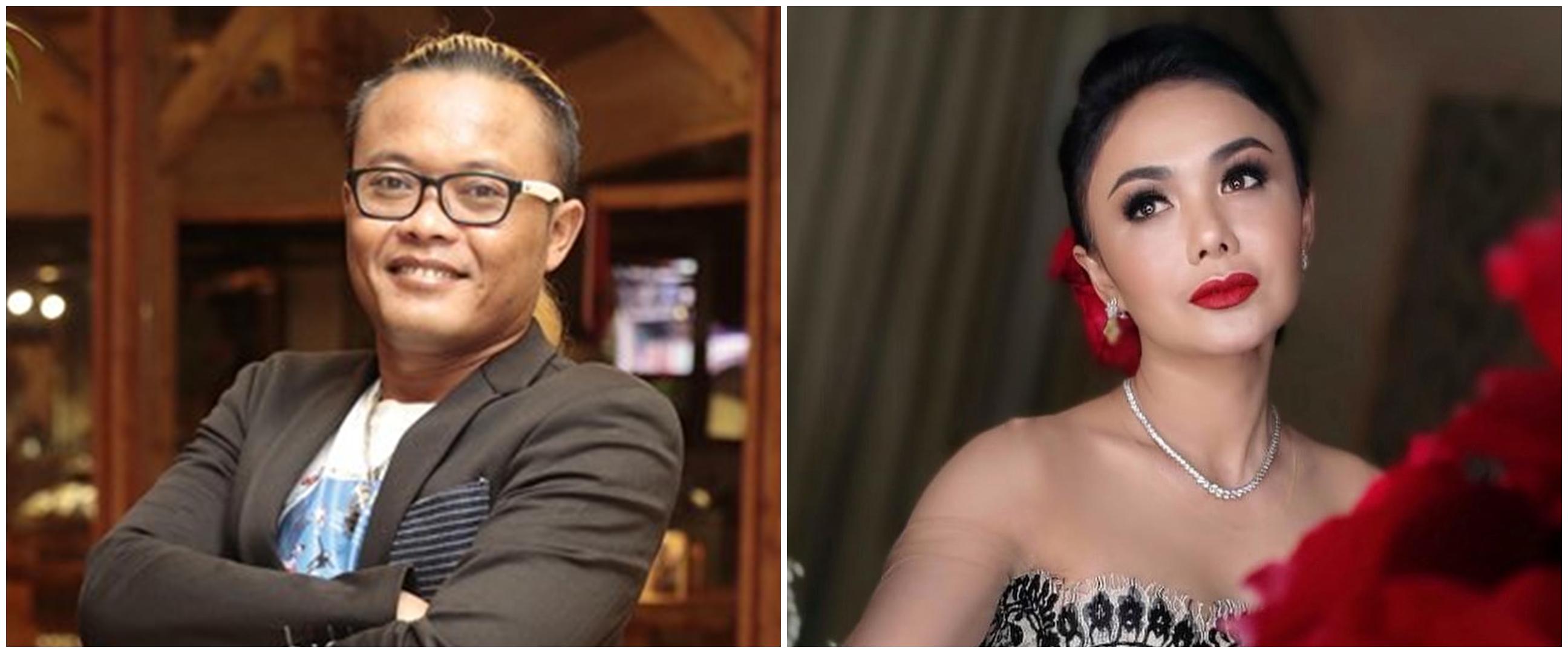 Momen Sule salah tingkah saat digoda Yuni Shara segera menikah