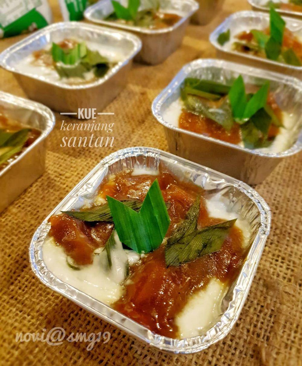 Resep kue keranjang cookpad.com/@AYUMIE KITCHEN   Instagram/@novi_1603