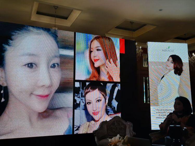 VShape, tren kecantikan terbaru 2020 yang bikin wajah tirus