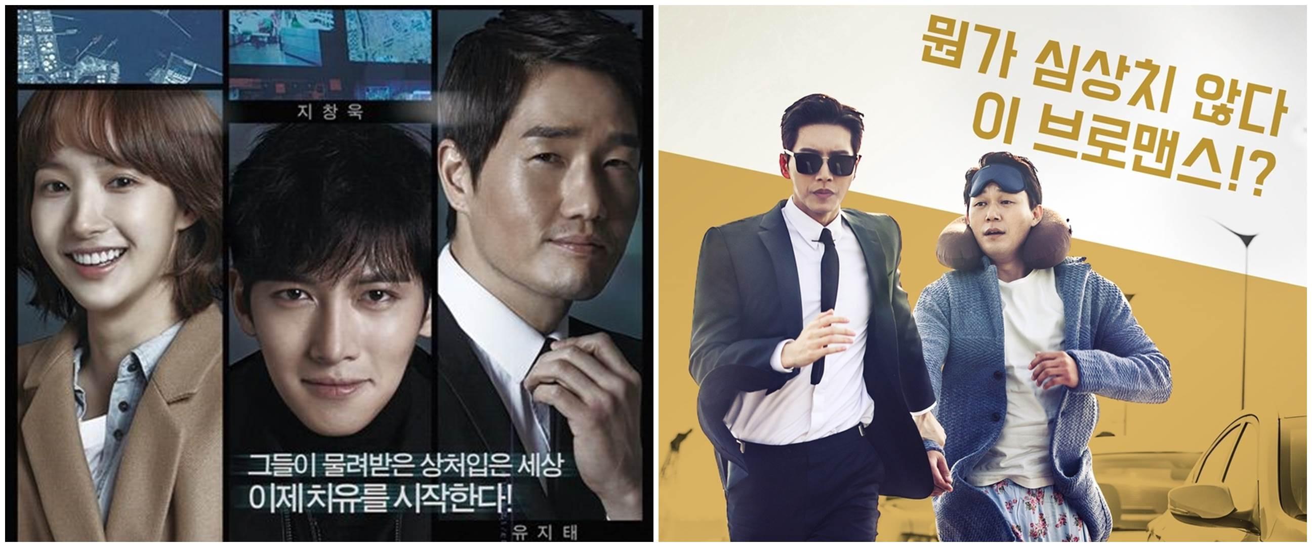 14 Drama Korea action komedi terbaik, menarik ditonton ulang