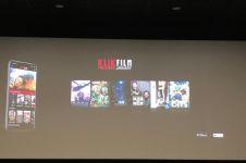 KlikFilm, aplikasi nonton film online legal multi genre
