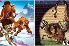 15 Film animasi terbaik dengan tokoh binatang, menggemaskan