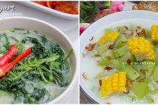 10 Resep sayur bobor ala rumahan, enak, sederhana, & praktis