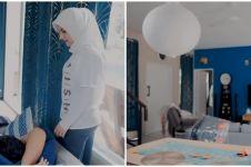 10 Potret rumah baru Irish Bella & Ammar Zoni, cozy abis