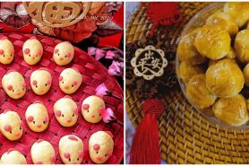 7 Resep kue kering khas Imlek, enak, dan gampang dibuat