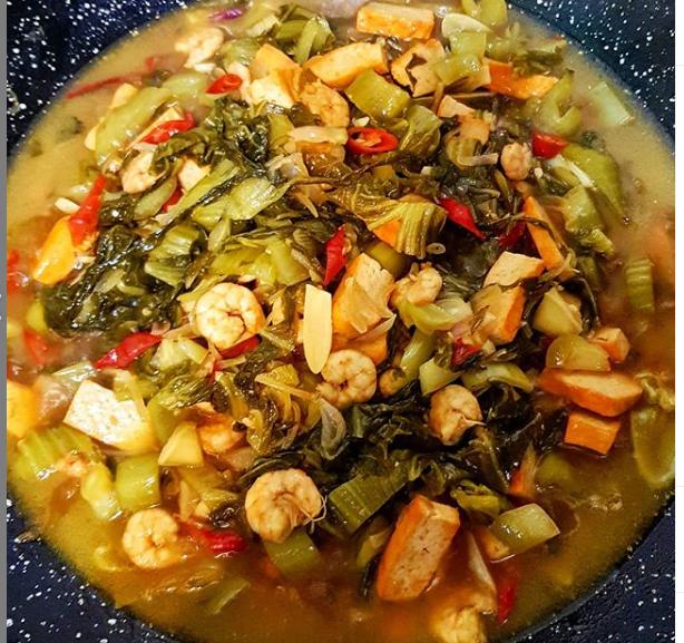 10 Resep sayur asin, enak, sederhana, dan praktis © 2020 brilio.net