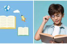 Tips tingkatkan minat baca pada anak, orangtua wajib tahu