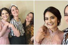9 Momen lamaran Tiwi Eks T2, identitas calon suami bikin penasaran