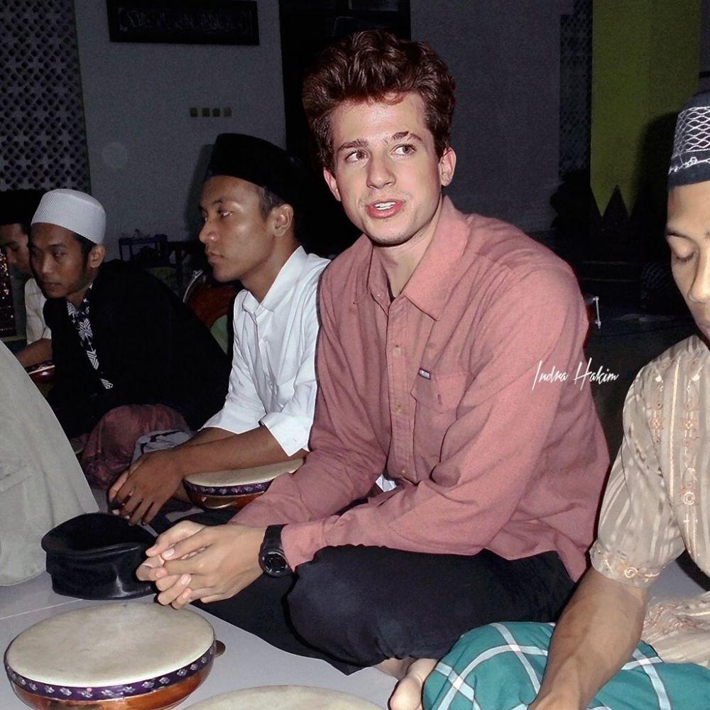 Editan foto seleb Hollywood jadi orang Indonesia Instagram/@indra.hakim