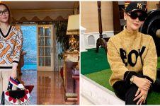 Bergaya nyeleneh, 5 fashion item Inul Daratista harganya selangit