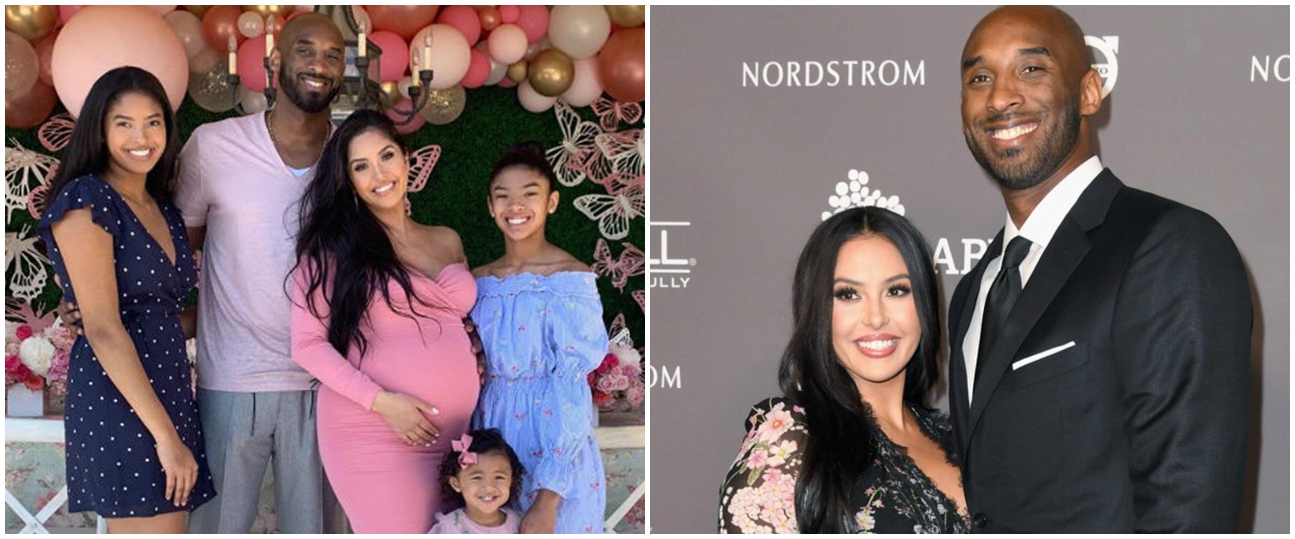 5 Fakta Vanessa istri Kobe Bryant, kehilangan suami & anak bersamaan