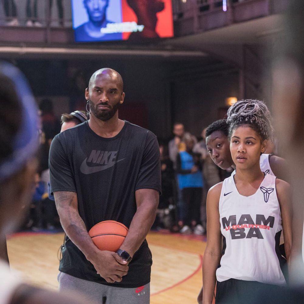 Nama unik Kobe Bryant  Instagram