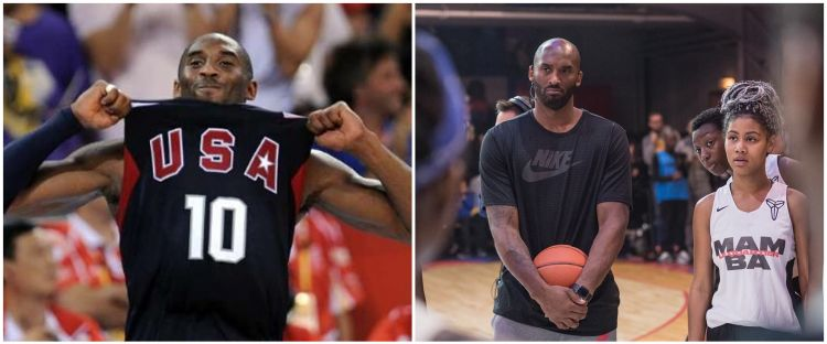 Kobe Bryant meninggal dan cerita unik di balik nama besarnya