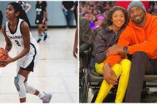 5 Fakta Gianna putri Kobe Bryant yang tewas kecelakaan helikopter