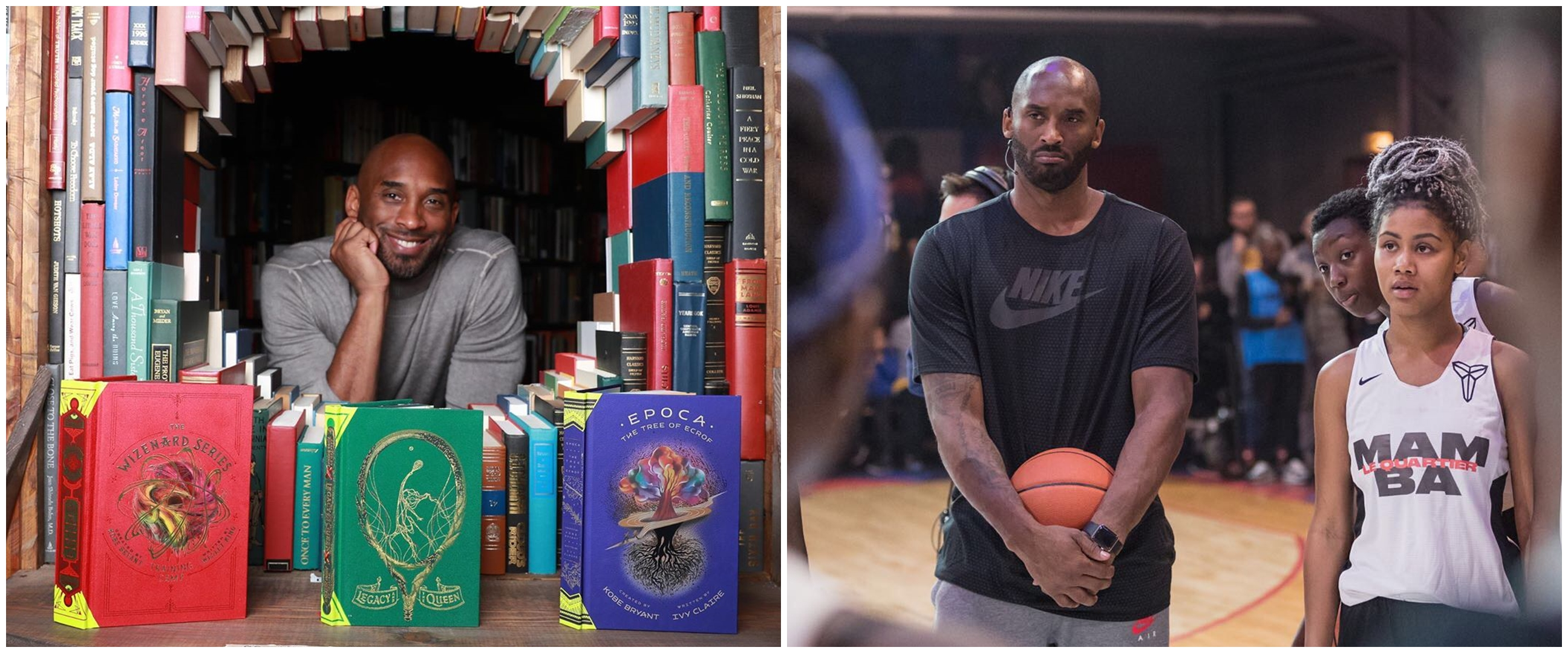 20 Kata-kata inspiratif mendiang Kobe Bryant, penuh motivasi