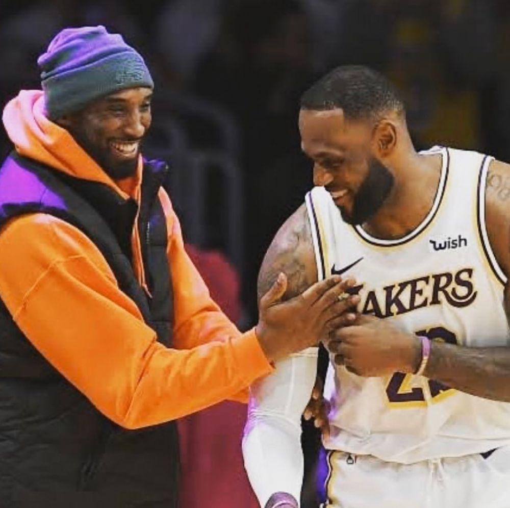Cuitan terakhir Kobe Bryant  Instagram