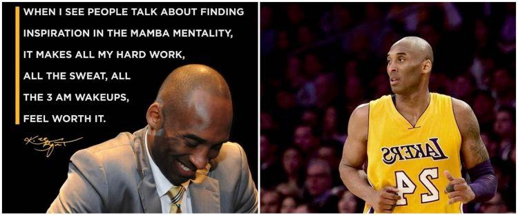 40 Kata-kata quote Kobe Bryant, penuh makna dan motivasi