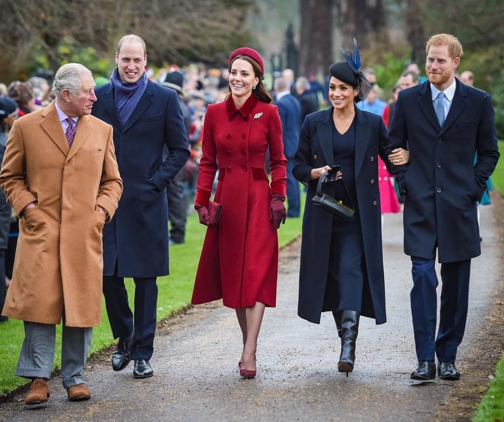 Pangeran William dapat gelar baru  Instagram