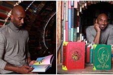 5 Buku karya Kobe Bryant, ada fiksi dengan sentuhan fantasi sihir