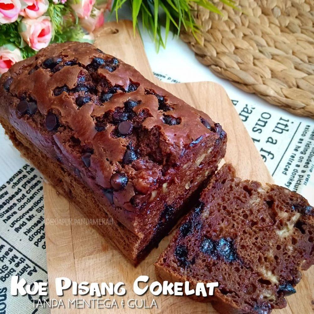 Resep kue cokelat sederhana cookpad.com/@dapur lindawaty  Instagram/@pantang_mundurcakeshop