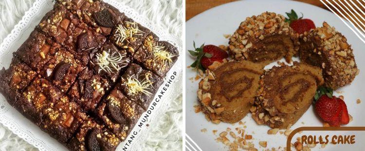10 Resep kue cokelat sederhana, enak, praktis, dan antigagal