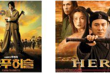 10 Film kungfu Mandarin terbaik, nggak membosankan