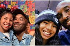 10 Potret kenangan Gianni, putri Kobe Bryant jadi pebasket