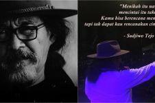 111 Kata-kata quote bijak Sudjiwo Tejo, unik dan menarik