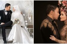 7 Gaya post-wedding Fikoh LIDA dan Fomal, so sweet
