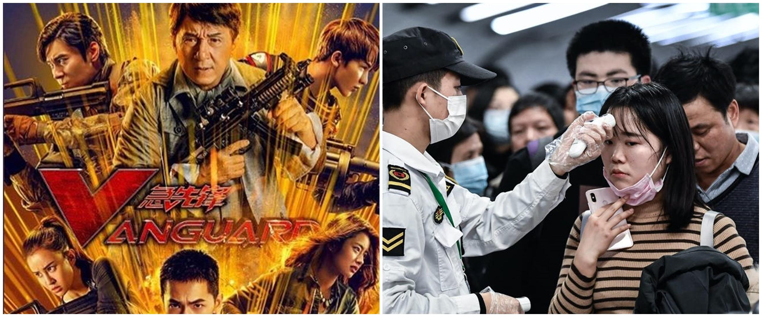 5 Film terbaik China ini gagal tayang karena virus Corona