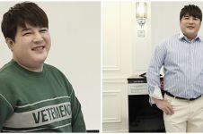8 Potret terbaru Shindong Super Junior, berhasil diet 30 kg