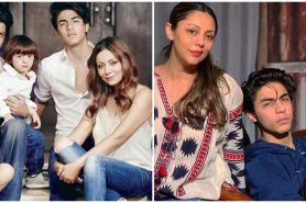 Begini prinsip Shah Rukh Khan tentang keluarganya beda agama