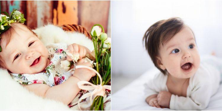 100 Nama bayi perempuan bermakna bunga yang cantik