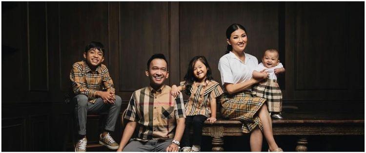 Khawatir keselamatan 3 anaknya, Ruben Onsu gunakan bodyguard