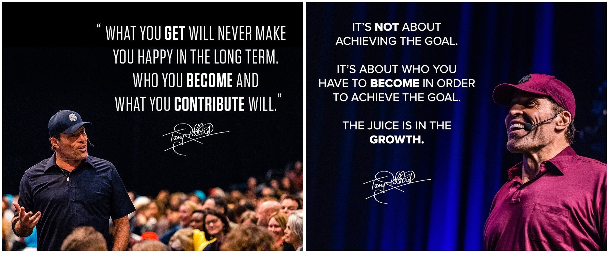 40 Kata-kata quote Tony Robbins tentang kehidupan, inspiratif