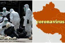 7 Virus menggemparkan dunia, terbaru Coronavirus