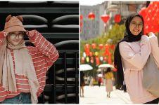7 Potret Ayu Larasati, mahasiswi yang videonya viral di Wuhan