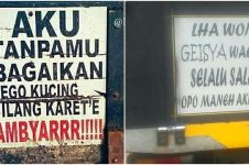 15 Tulisan lucu Bahasa Jawa di truk ini bikin ketawa